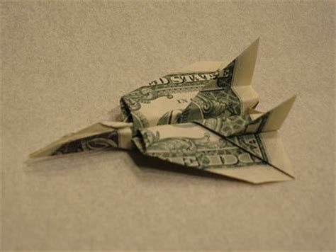 Dollar Bill Origami Airplane - money origami news