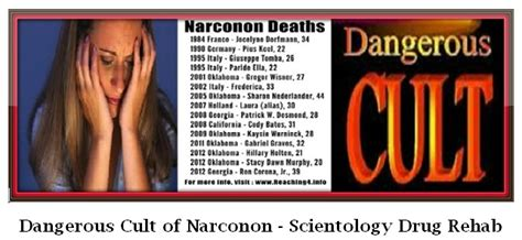Cult Run Detox Rehab by Dangerous Cult Of Narconon Scientology Rehab