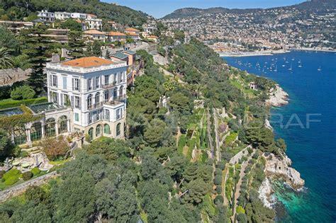 2 Bedroom Cottage House Plans Luxurious Waterfront Estate In Saint Jean Cap Ferrat
