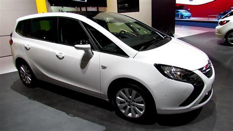vauxhall zafira 2014 2014 opel zafira tourer ecoflex exterior and interior