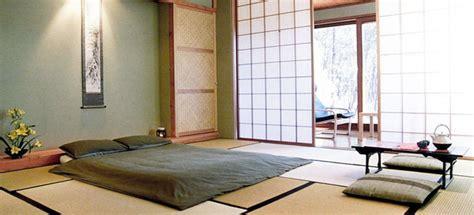 Japanisches Schlafzimmer