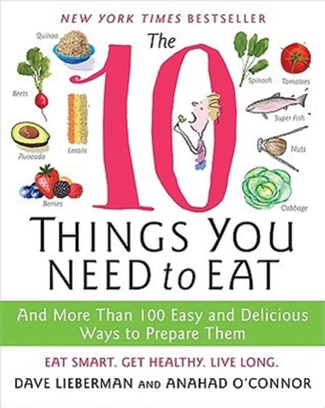 a more simple books the 10 things you need to eat and more than 100 easy and