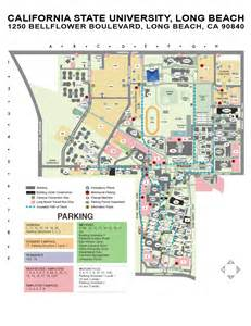 Cal State Long Beach Campus Map by Csulb Campus Pictures Viewing Gallery