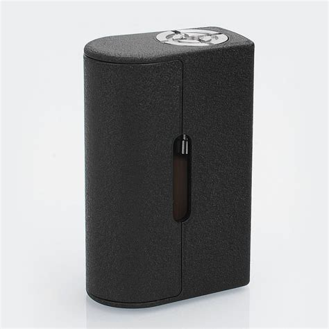 Authentic Hugo Squeezer Bf Squonk Mechanical Box Mod authentic hugo squeezer black 8ml 20700 bf squonk