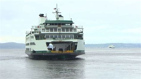 ferry boat schedule seattle bremerton seattle ferry fixed run returns to full