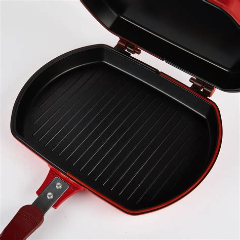 Multi Grill Pan Maxim sided multi purpose grill pan vie belles touch of modern