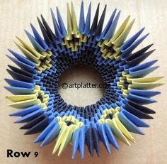3d origami bowl tutorial paper 3d origami on pinterest 3d origami origami and