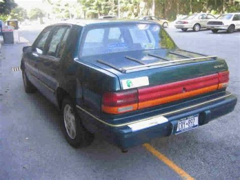 1994 dodge spirit information and photos zombiedrive 1994 dodge spirit vin 3b3xa4630rt286048 autodetective com