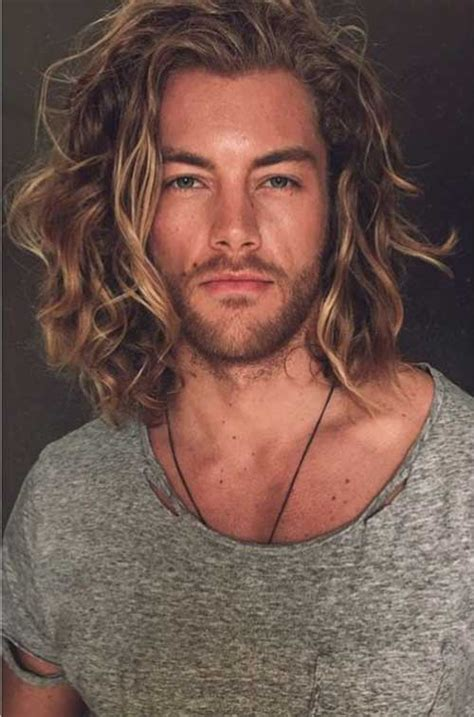 pictures of men with long thick hair with receding hair line 25 best long mens hairstyles mens hairstyles 2018