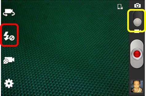 Gambar Dan Senter menghidupkan senter di smartphone android tanpa software