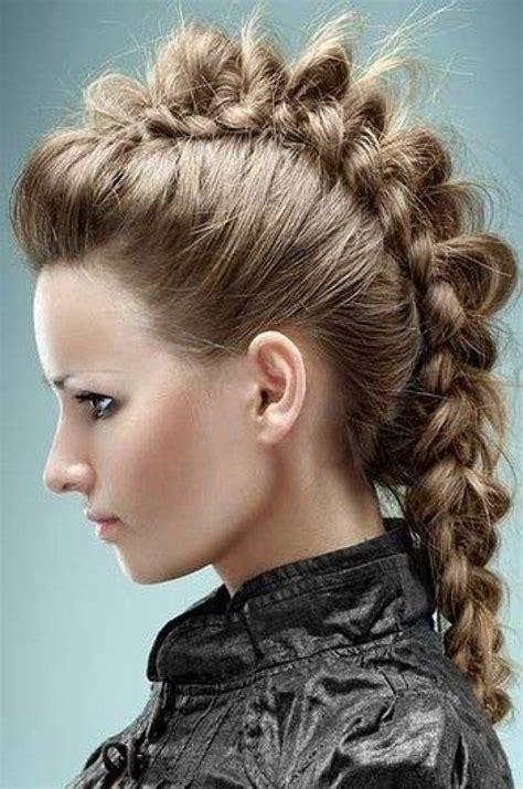 Ikat Rambut Donat 2 model ikat rambut kepang kuda hairstylegalleries