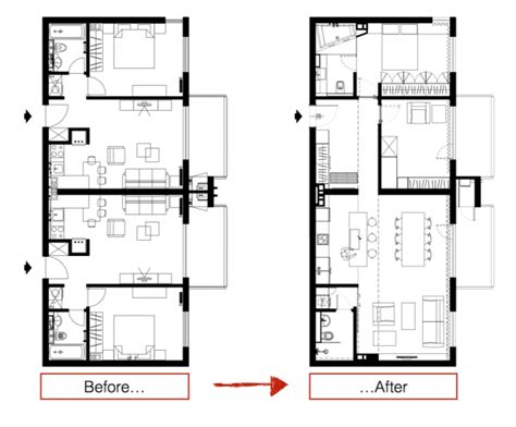 m2 to sq feet three sleek apartments under 1500 square feet from all in