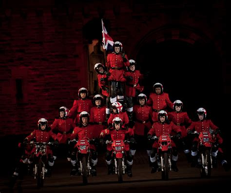 royal edinburgh military tattoo to tour overseas ten facts you never knew about the royal edinburgh