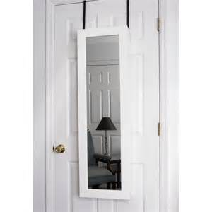 Door Jewelry Armoire The Door Jewelry Armoire White 14w X 48h In 14