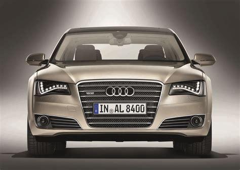 audi a8 led lights led lights can save fuel and audi gets certified