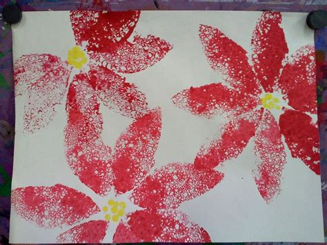 poinsettia craft for 62 best poinsettia images on