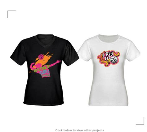 design a volleyball shirt online tracy design graphic design services for custom projects
