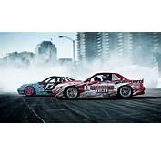 Wallpaper Smoke Drift Cars Sport 1920x1200 HD Picture Image