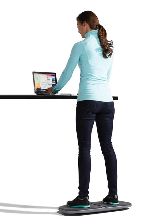 wobble board standing desk gaiam 05 62410 evolve balance board amazon com mx