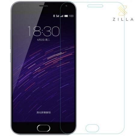 zilla 2 5d tempered glass curved edge 9h 0 26mm for meizu m2 note jakartanotebook