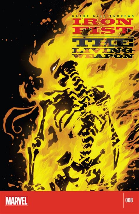 libro iron fist the living iron fist the living weapon 001 008 free download