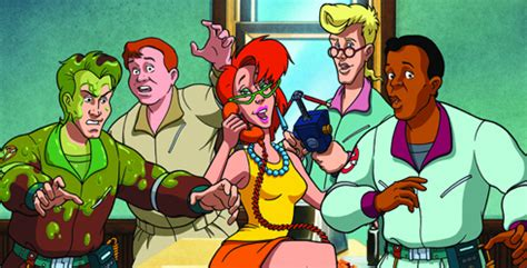 professor proton original show lessons in character development the real ghostbusters