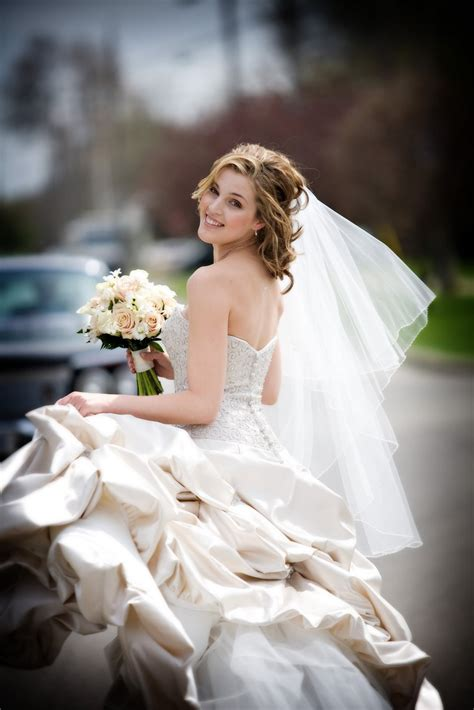 wedding pictures tips from model jen brook to brides - Weddingku Bridal