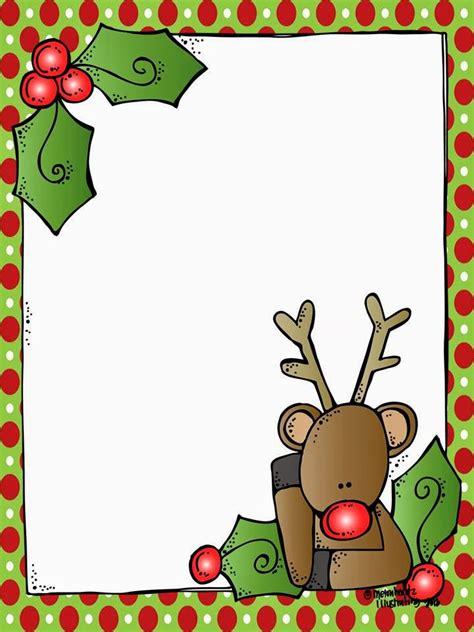 melonheadz blank rudolph letter form santa