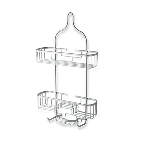 extra wide bathtub caddy totally bath extra wide and extra long shower caddy in