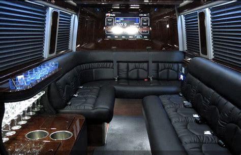 Mercedes Sprinter Interior by Mercedes Sprinter Limo Atlanta Llc