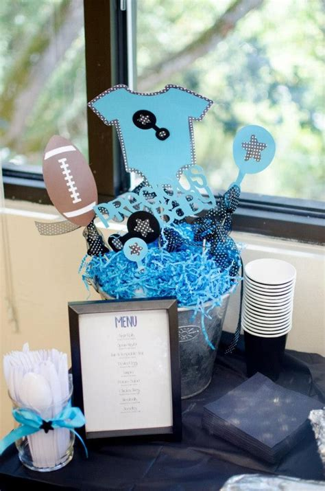Decoration For Baby Shower Boy by 127 Best Images About Baby Shower Decorations On