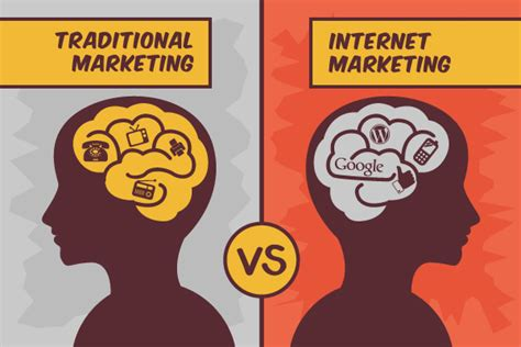 online advertising better than traditional advertising internet vs traditional marketing 10 points to settle