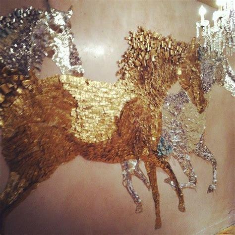 Glitter Wall Art Craft Pinterest Sparkle Wall Decor
