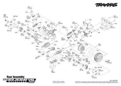 Slash 2wd Parts Diagram