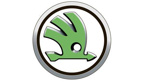 Auto Zeichen by Skoda Logo Skoda Zeichen Vektor Bedeutendes Logo Und