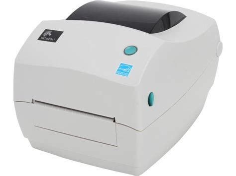 Printer Zebra Gc420t zebra gc420 100510 000 gc420t desktop thermal printer newegg