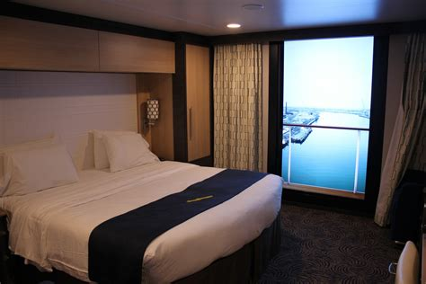 Curtains For Bed photo tour of category l large interior stateroom with