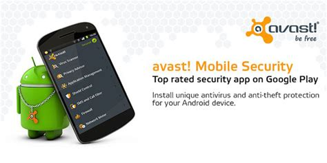 avast for android updated avast antivirus no longer on the play store