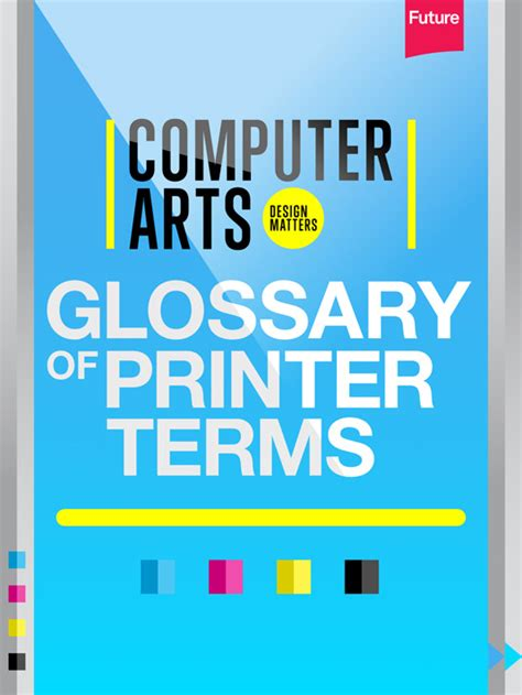 design expert manual the expert guide to print terms creative bloq