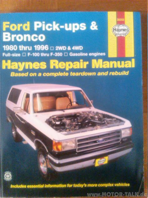 motor auto repair manual 1987 ford bronco ii head up display service manual pdf 1996 ford bronco repair manual chilton ford pick ups and bronco 1987
