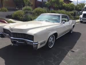 Cadillac Eldorado 1967 For Sale 1967 Cadillac Eldorado California Rust Free For