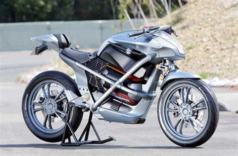 Suzuki Electric Motorcycle Future Motorcycles And Motorbike Pictures Future