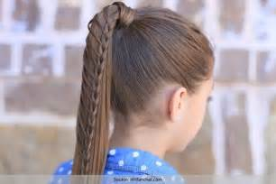 Easy Cute Hairstyles For Teens » Home Design 2017