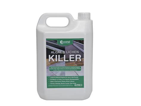 Algaelang The Algae Killer n virol algae and moss killer amenity