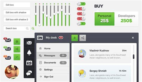ui layout exles user interface design exles for your inspiration