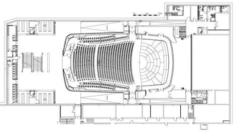 concert hall floor plan aeccafe archshowcase kkl luzern concert hall in switzerland