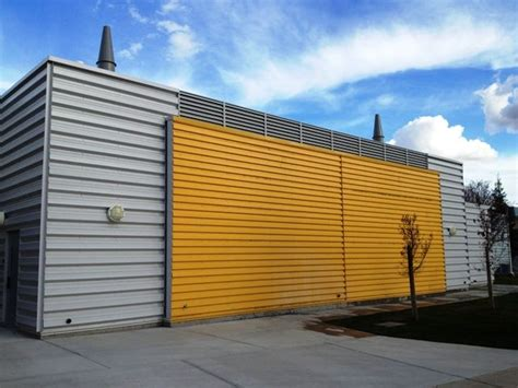 Architectural Siding Panels - corrugated architectural metal siding morin metal wall
