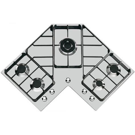 piani cottura ad angolo modelli di piano cottura 4 fuochi componenti cucina