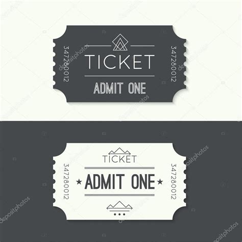 biglietti ingresso biglietto di ingresso al vecchio stile vintage