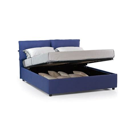 letto singolo imbottito con contenitore letto singolo imbottito con contenitore e rete ortopedica